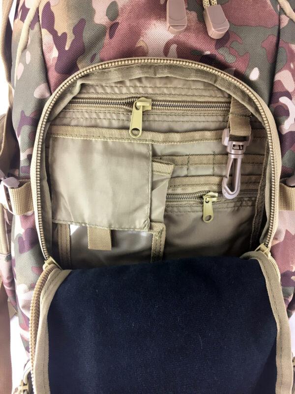 Multicam Große Fronttasche