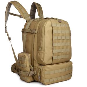 TTBP007LPTBRW Tactical Laptop Trekkingrucksack Beige