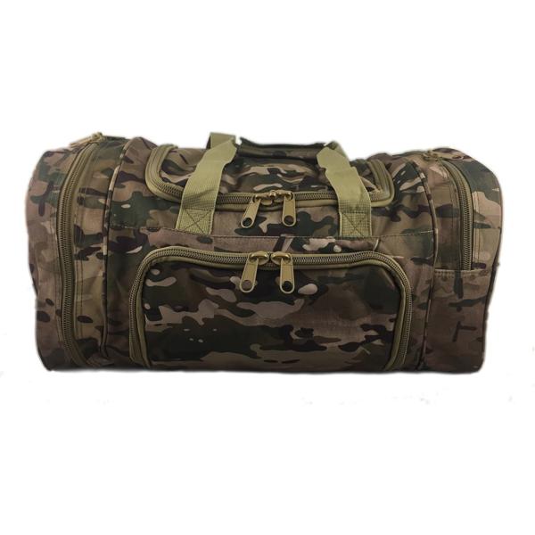 TTDB001CAM Camouflage Reisetasche